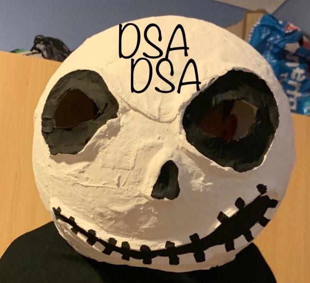 Rhys - DSA Halloween Winner 2020