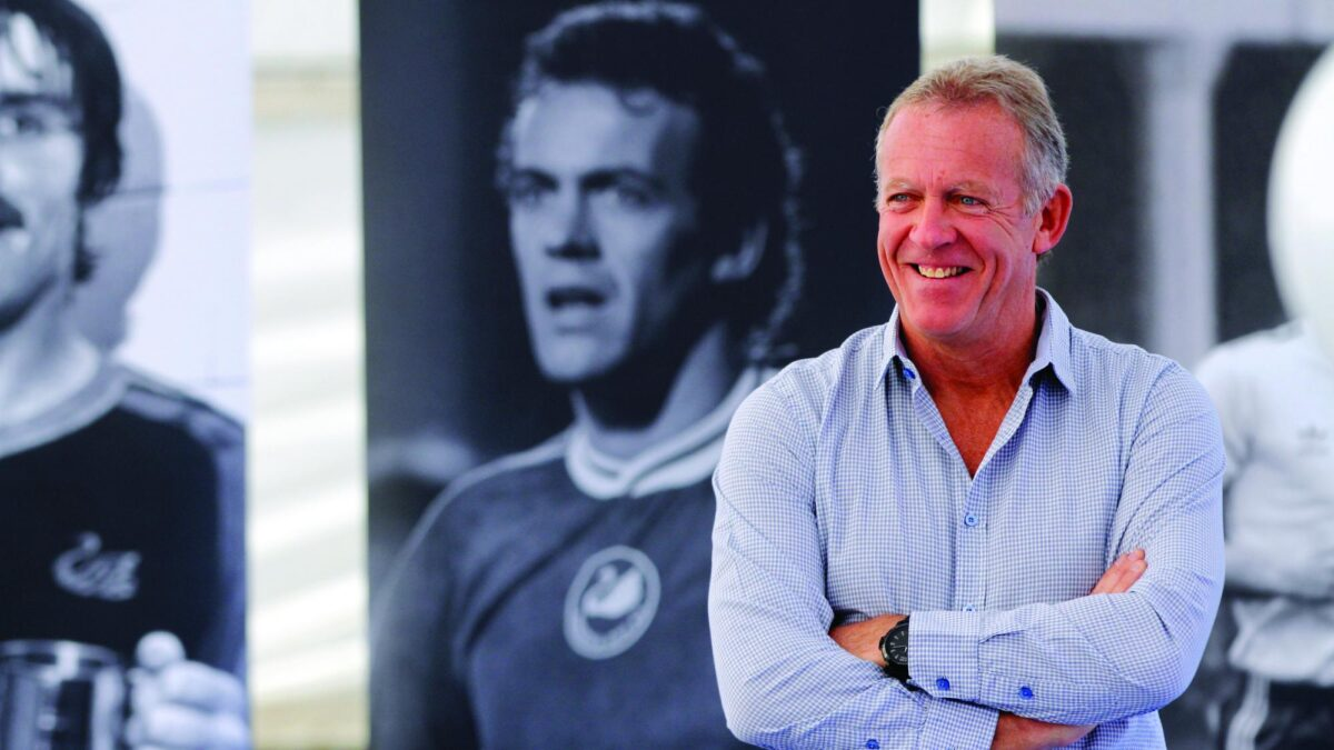 Alan Curtis to receive MBE