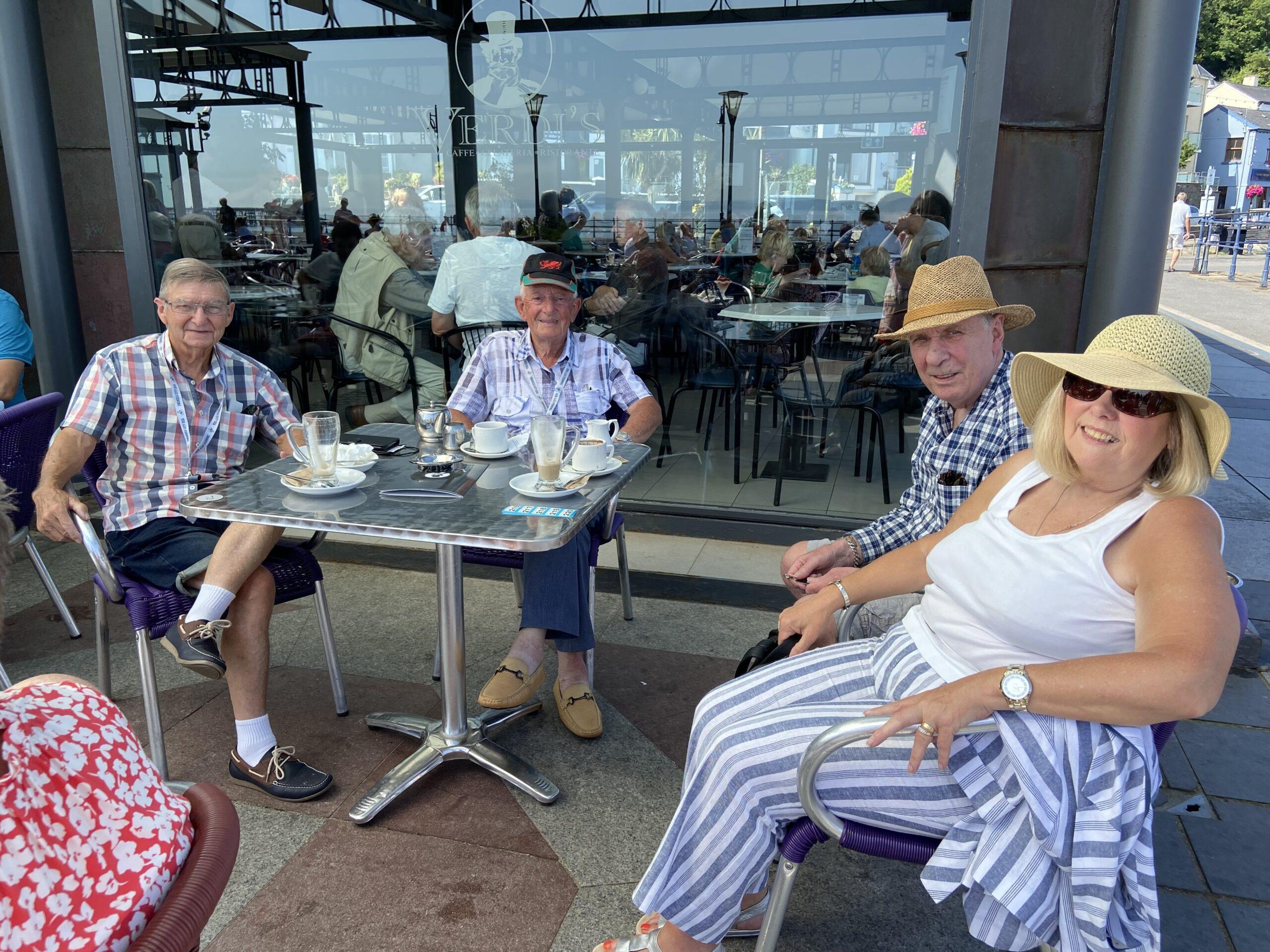 Verdi's Coffee Morning - July 2021